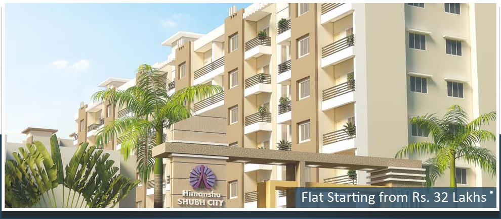 LUXARY FLATS IN BHOPAL
